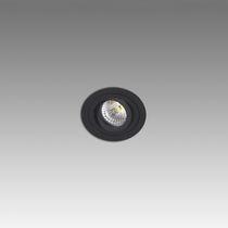 Strahler für Deckeneinbau / Innen / Halogen / rund