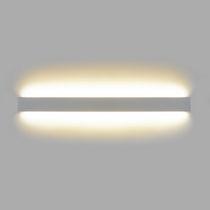 Moderne Wandleuchte / Metall / LED / linear