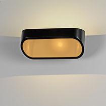 Moderne Wandleuchte / Aluminium / Metall / LED
