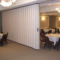 Falttrennwand / Aluminium / für gewerbliche Einrichtungen