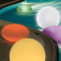Schwimmende Lampe / modern / Thermoplast / Innen