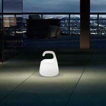 Tragbare Lampe / modern / Thermoplast / Innen