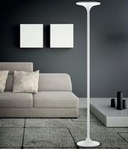 Stehleuchte / modern / Metall / Innen