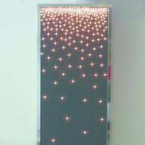 Wandleuchte / originelles Design / Glas / LED
