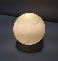 Tischlampe / modern / Glas / geblasenes Glas