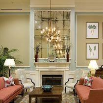 Glasplatte für Wände / für Innenausbau / für Wohnbereich / gewerblich