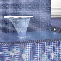 Mosaikfliese für Badezimmer / für Schwimmbecken / für Poolrand / für Wände