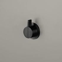 Einhebelmischer für Waschbecken / für Duschen / wandmontiert / Edelstahl