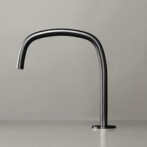 Waschtisch-Einhebelmischer / Edelstahl / Kupfer / für Badezimmer