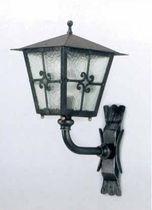 Klassische Lampe / für Innenbereich / Garten / Schmiedeeisen