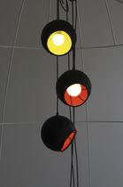 Hängelampe / originelles Design / aus Gummi / für Innenbereich