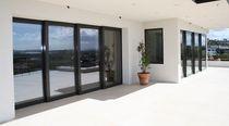 Hebe-Schiebe-Terrassentür / Aluminium / Doppelverglasung / wärmeisolierte