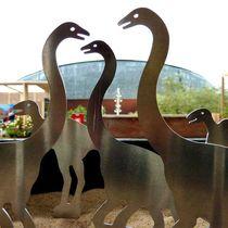 Aluminium-Skulptur / öffentliche Bereiche / Außen