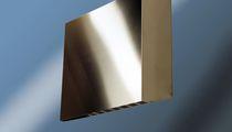 Metall-Lüftungsgitter / quadratisch / für Küchen