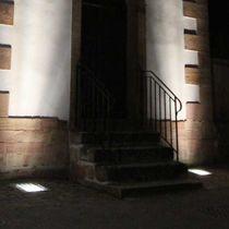 LED-Scheinwerfer / für öffentliche Bereiche / Außen / eingelassen