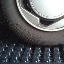 Drainage-Folie / aus Polystyrol / Dach