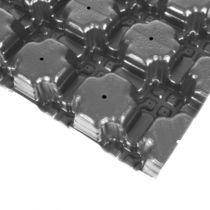 Drainage-Folie / aus Polyolefin / für Gründachdrainage / für Gründach