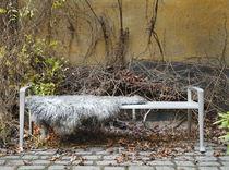 Parkbank / Skandinavisches Design / Holz