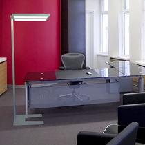 Bürolampe / modern / extrudiertes Aluminium / aus Stahlblech