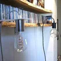 Lampe zum Lesen / tragbar / modern / gestrichenes Metall