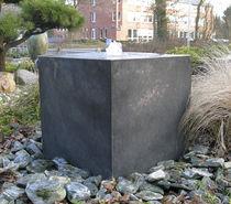 Garten-Springbrunnen / aus Zink