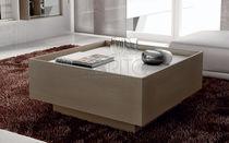 Moderne Couchtisch / Holz / rechteckig / für Innenbereich
