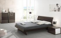 Doppelbett / Standard / modern / Holz