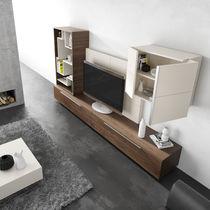 Moderner Fernseh Sideboard / Modul / Holz