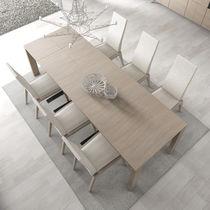 Esstisch / modern / Holz / rechteckig