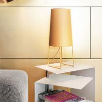 Tischlampe / modern / aus Stahl / für Innenbereich