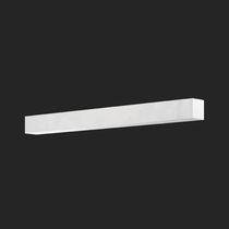 Moderne Wandleuchte / aus Polycarbonat / Aircoral® / LED