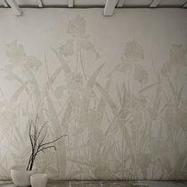 Moderne Tapeten / Vinyl / Blumenmuster / waschbar