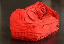 Birnenförmig-Sessel / modern / Baumwolle