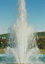 Park-Springbrunnen