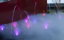 Kopfbewegter Scheinwerfer / LED / überflutbar / für Springbrunnen