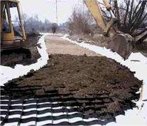 Geozelle für Erosionsschutz