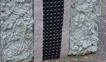 Geokomposit für Drainage / Polyethylen / für Wand