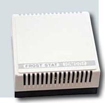 Mechanisches Thermostat / wandmontiert / für Heizungen