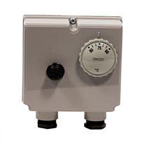 Programmierbares Thermostat / für Heizungen