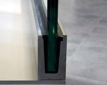 Metall-Befestigungssystem / für Platten