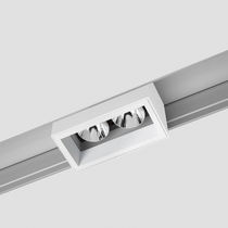 Einbaudownlight / Halogen / LED / rechteckig