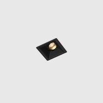 Strahler für Deckeneinbau / Innen / LED / quadratisch