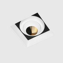 Einbaudownlight / HID / LED / quadratisch