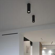 Downlight für Aufbau / LED / rund / Aluminium