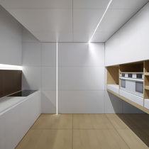 Beleuchtungsprofil für Deckenmontage / wandmontiert / zum Einbauen / LED