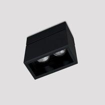 Downlight für Aufbau / Halogen / LED / rechteckig