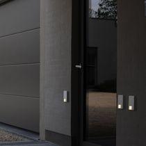 Leuchte für Wandeinbau / Halogen / LED / rechteckig