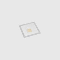 Leuchte für Bodeneinbau / LED / quadratisch / rund