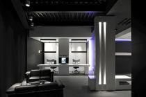 Beleuchtungsprofil für Deckenmontage / wandmontiert / zum Einbauen / HID