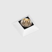 Einbaudownlight / LED / quadratisch / aus Aluminiumguss